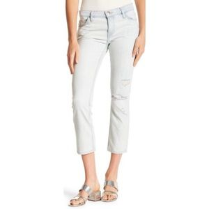 Current/Elliott The Cropped Straight jeans 7925
